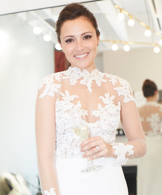 We Helped This Actress Find Her *Perfect* Wedding Dress