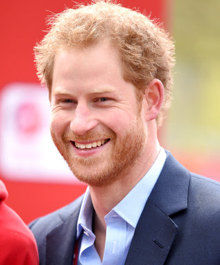 Prince Harry Plays Jenga, Couldn't Be Any Cuter at Heads Together Launch Event