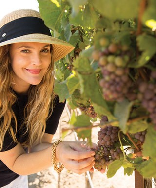 Drew Barrymore Launches a Perfectly Divine Rosé, Just in Time for Summer