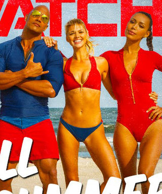 Dwayne Johnson, Zac Efron, and the Baywatch Team Strike a Pose in First Official Photo