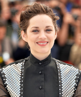 Marion Cotillard Brings a Little Rock 'n' Roll to Cannes in a Studded Look