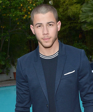 Nick Jonas Celebrates His Topman Magazine Cover with Friends in L.A.