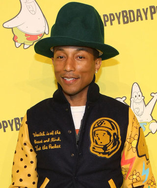 Pharrell Wears the Sparkliest Sneakers Ever on SNL