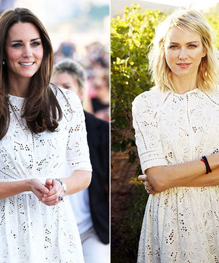 Royal Twins? Kate Middleton Dons Looks That Were Previously Worn by Mindy Kaling and Naomi Watts