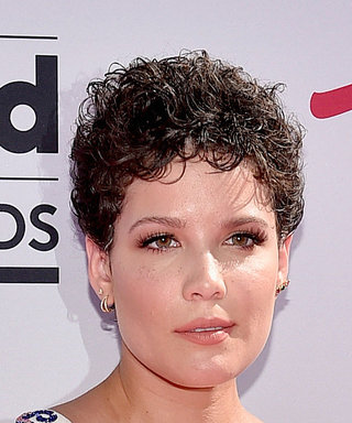Halsey Is Back to Her Blue Hair