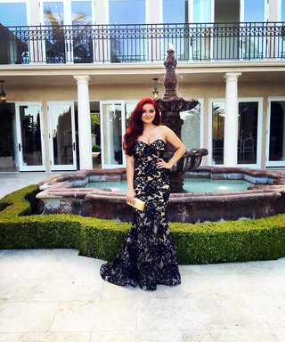 This Is What Ariel Winter Wore to Her Senior Prom