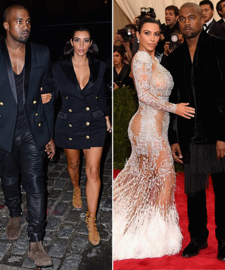 Kim Kardashian and Kanye West's Best Couple Outfits, Ranked