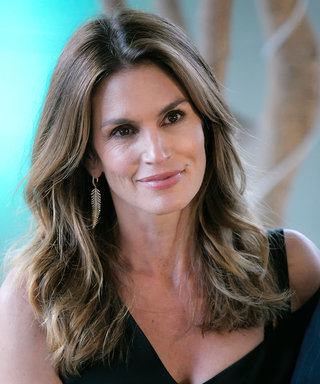 Cindy Crawford and Her Stunning Family of Mini-Me's Step Out for a Good Cause