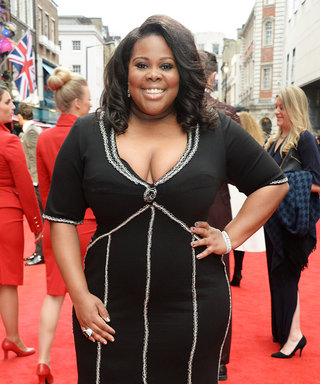 Amber Riley Isn't Here for Body Shamers