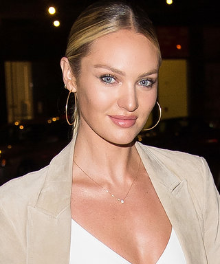 Candice Swanepoel's Baby Boy Has Already Perfected His Modeling Smize