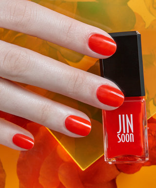 Stop and Smell the Roses With JINsoon's First Summer Nail Polish Collection