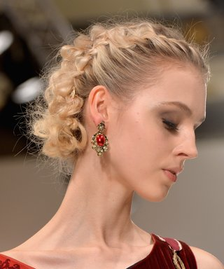Pretty Braids to Channel Your Inner Princess This Spring