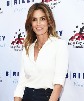 Let Cindy Crawford Demo How to Rock a Pencil Skirt on a Night Out