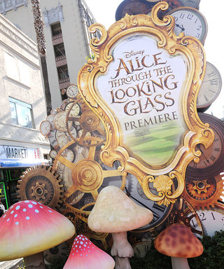 Live Every Alice Through the Looking GlassBeauty Look in 90 Seconds