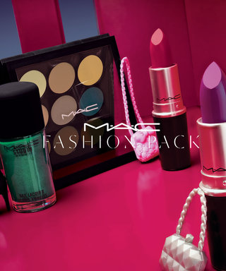 M∙A∙C's Fashion Pack Line Is aJewel Tone Masterpiece