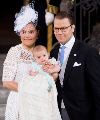 Royal Baby Christening! See Prince Oscar and His Glamorous Family on Their Special Day