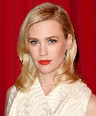 These Are January Jones's Go-To Beauty Products