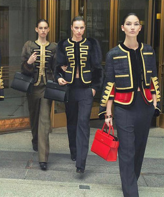 Bella Hadid and Lily Aldridge Create the Ultimate Girl Squad in Givenchy's New Campaign