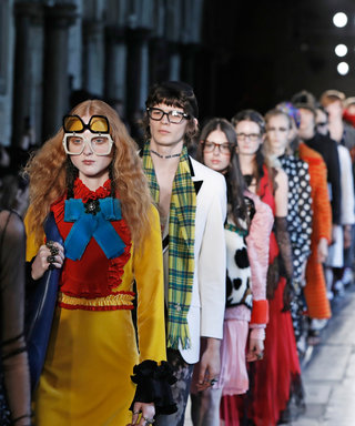 The 10 Coolest Things You Need to Know About the Gucci Cruise 2017 Runway Show