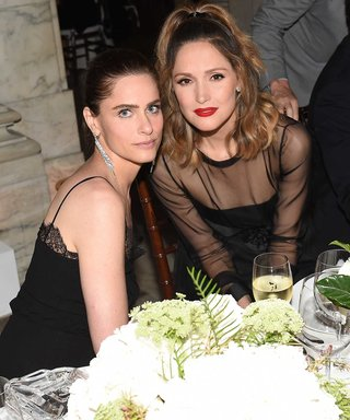 Amanda Peet and Rose Byrne Dazzle at Chanel's Glitzy Dinner in Honor of the New York Public Library
