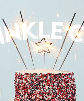 Make the Perfect Fourth of July Sprinkle Cake—WATCH