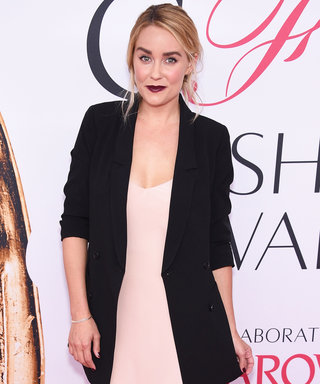 Lauren Conrad Wears Never-Before-Seen Designs from Her Kohl's Collection to the 2016 CFDA Awards