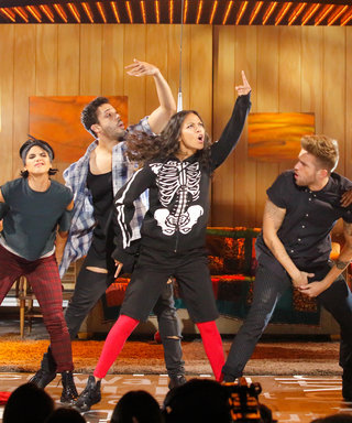 Lip Sync Battle: Zoë Saldana and Zachary Quinto Bring in Cindy Crawford and TLC for Epic Performances