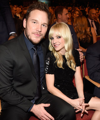 Anna Faris and Chris Pratt Show Off Their Wrestling Skills in This Silly Video