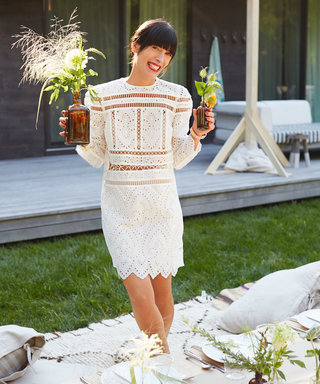Everything You Need to Know About Throwing a Backyard Party, According to EyeSwoon's Athena Calderone