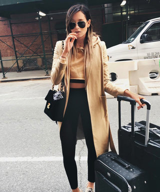 Here's How We Wore What Blogger Danielle Bernstein Packs a Suitcase