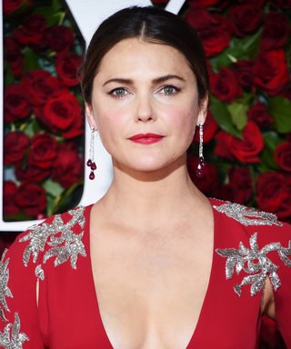 Keri Russell Stuns on the Tonys Red Carpet Just Weeks After Giving Birth