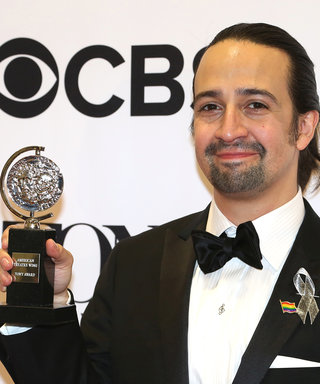 Lin-Manuel Miranda Gets Emotional in Tony Awards Speech Dedicated to His Wife and the Orlando Victims: Watch