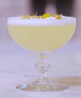 Mix Up a Gin Sour That's Actually Good for You with This Secret Ingredient