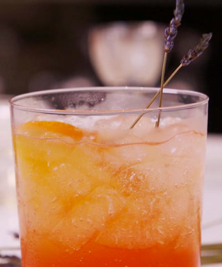 EyeSwoon's Athena Calderone Puts a Refreshing Twist on the Aperol Spritz, aka the Only Cocktail You'll Want to Sip This Summer