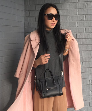 #InspiredByInStyle: See How Reader of the Week Gia Lee Styles Camel Culottes