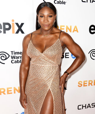 Serena Williams Celebrates Her New Documentary with Two Bold, Sexy Ensembles