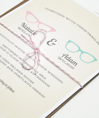 15 Cool Wedding Invites for the Ultimate Geeky Couple