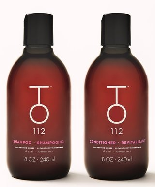 This Shampoo and Conditioner Is Literally Infused with Love