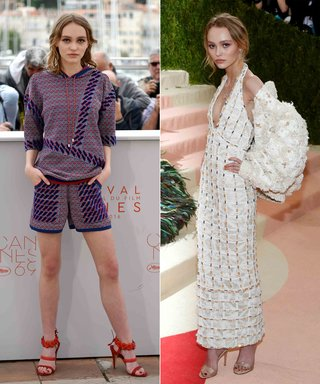 9 Reasons Lily-Rose Depp Is a Style Icon In the Making