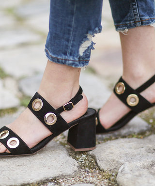 15 Pairs of Block Heel Sandals to Take You From Day to Night