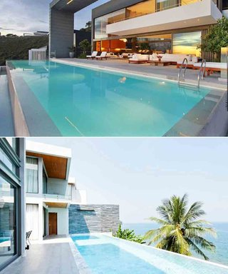 6 Amazingly Luxurious Airbnb Pools You'll Want to Dive Into, Stat