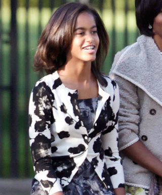 Take a Look at Malia Obama's Incredible Style Evolution