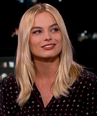 Harry Potter Fan Margot Robbie Lied as a Child to Get Glasses—See Her Adorable Throwback Photo