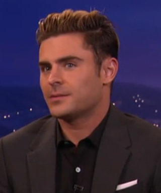 """This Is How Zac Efron Learned He Was an """"Emotional, Ugly"""" Crier"""