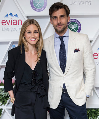 Olivia Palermo and Johannes Huebl Stun at Wimbledon, Define #Goals in the Stands