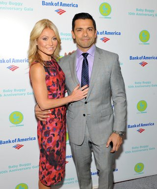 Watch Kelly Ripa and Mark Consuelos Relive Their Vegas Wedding 20 Years Ago