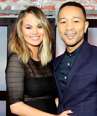Chrissy Teigen's Photo from the Day Her Daughter Luna Was Born Will Melt Your Heart