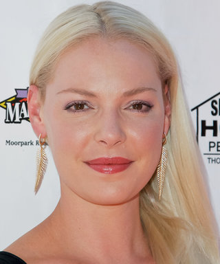 Pregnant Katherine Heigl Just Hosted the Most Adorable Outdoor Family Movie Night in Her Epic Backyard