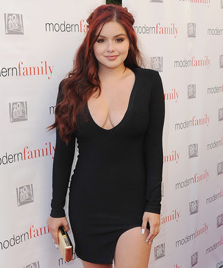 Ariel Winter Looks Back at Her Fourth of July in a Racy New Bikini Snap