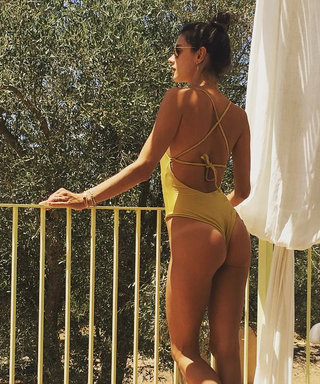 See Alessandra Ambrosio's Stunning Swimsuit 'Gram Plus More Shots from Her Picturesque Family Vacation